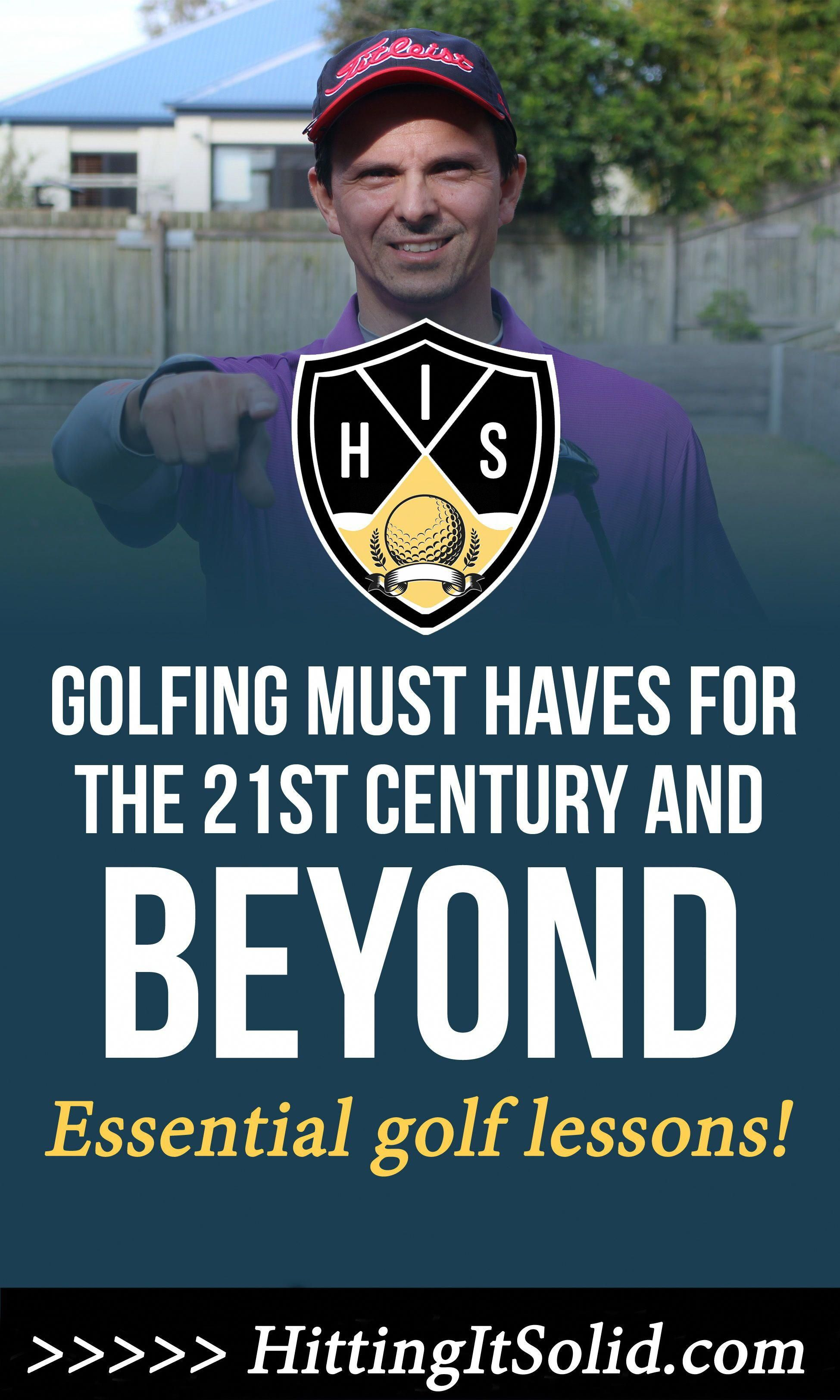 Golf lessons online: break 100, 90 & 80 with just a few clicks.