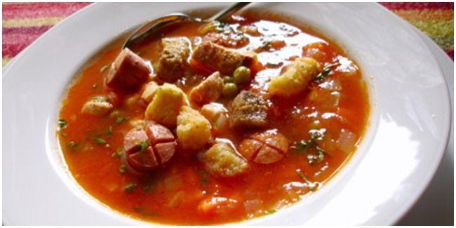 Resep Sup Tomat Lezat Dan Sehat Sup Tomat Rebusan Daging Resep Sup