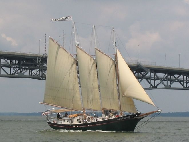 Yorktown Sightseeing Day Sails on the York River - Boat Tours near Williamsburg (Virginia, VA)  $35/adults $20 kids for 2 hours