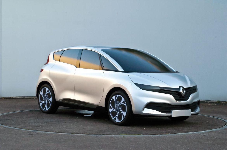 2016 Renault Scenic model