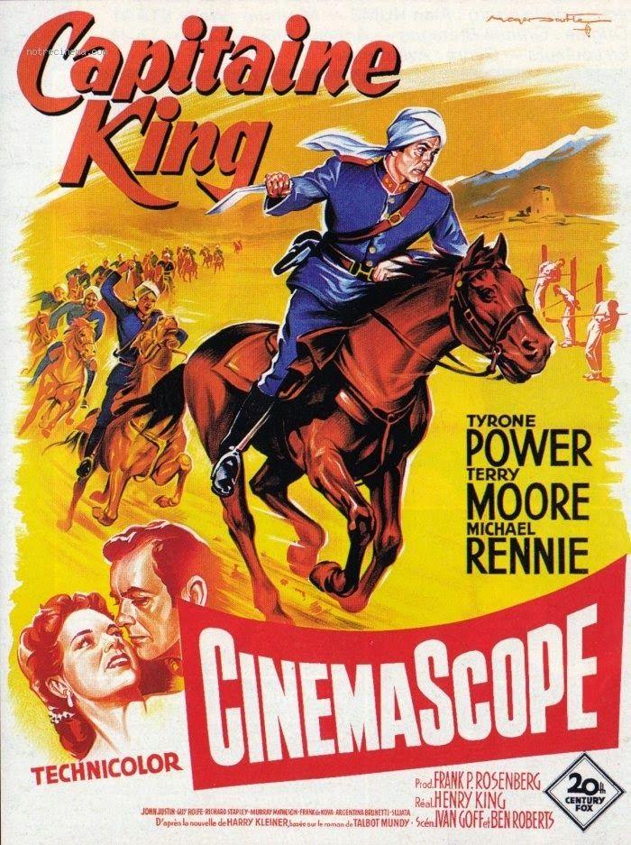 Mes Images: Affiche de cinéma - Capitaine King !