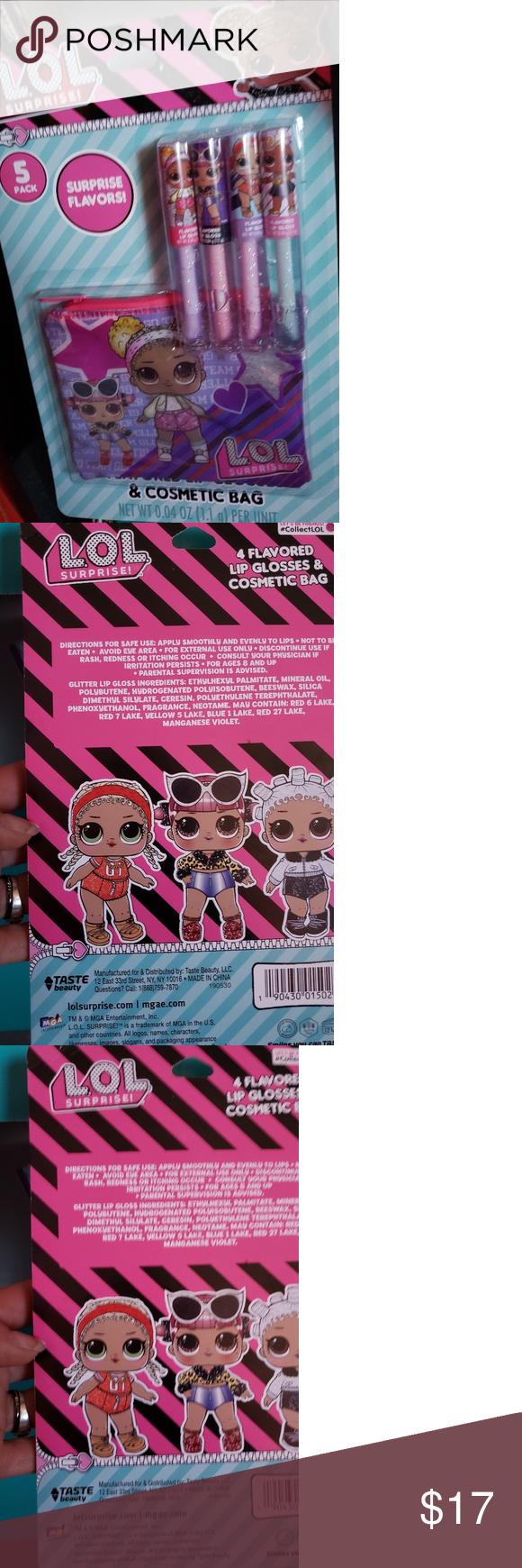 Lol surprise 5 pce set bundle nwt (With images) Cute