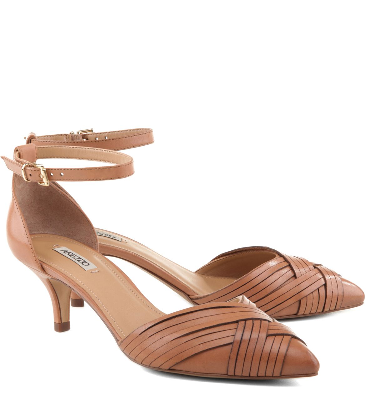 c2ec5dd33 Scarpin Aberto Blush | Arezzo | Shoes