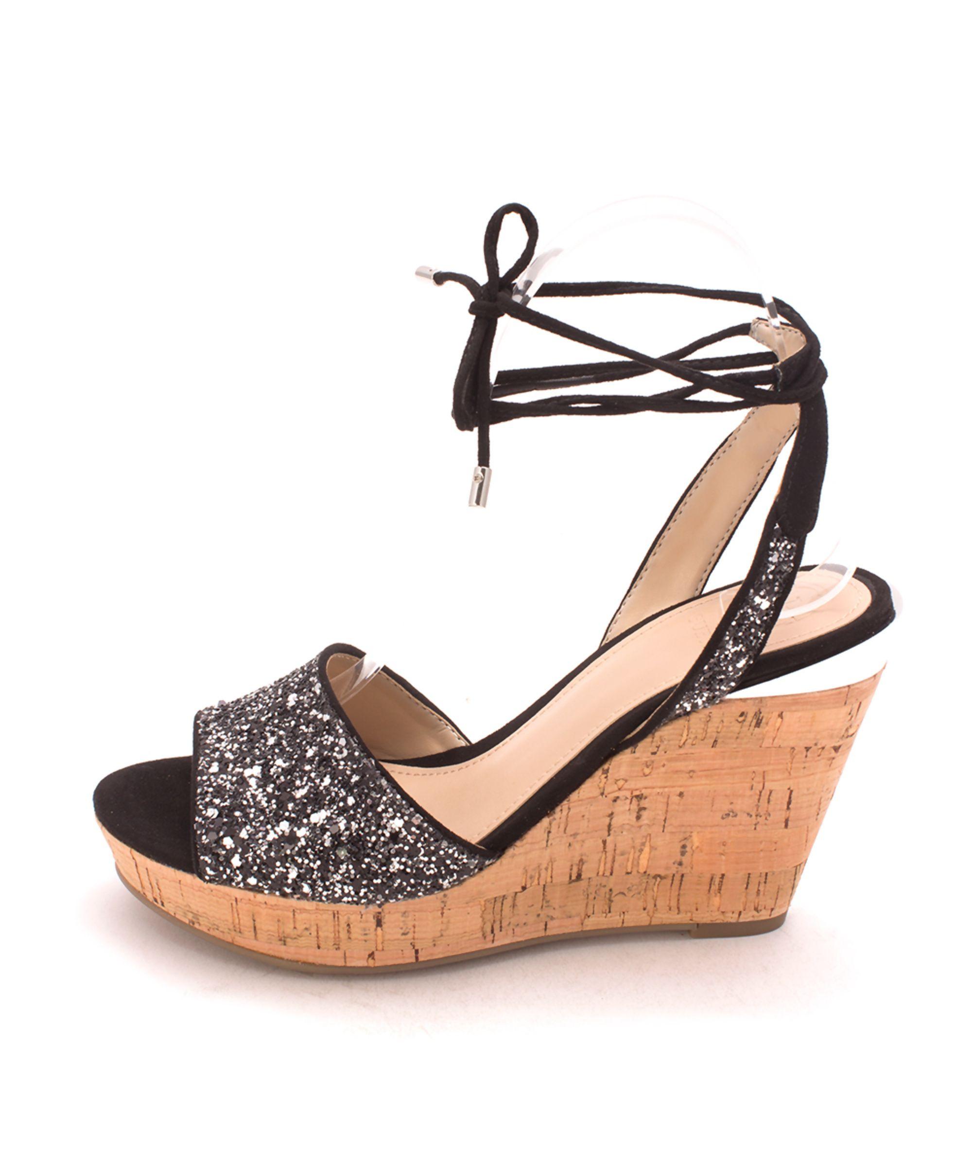 GUESS | Guess Womens Edinna2 Open Toe Casual Platform Sandals #Shoes # Sandals #GUESS