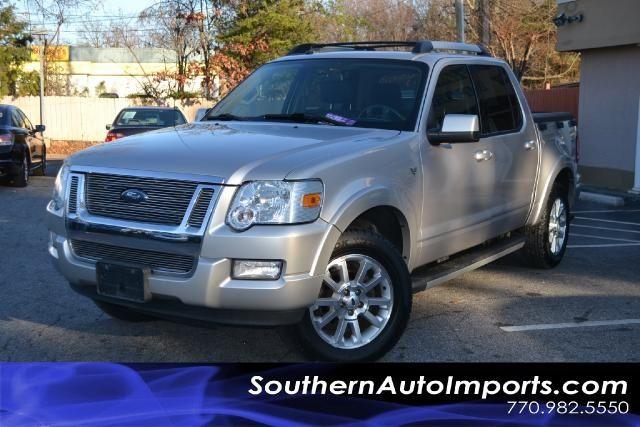2007 Ford Explorer Sport Trac Limited 4wd 12 970 Explorer
