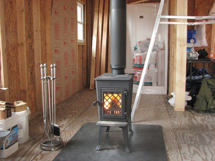 Jotul stove - Homestead - Used To Have These In New Mexico... Wish I Had Them