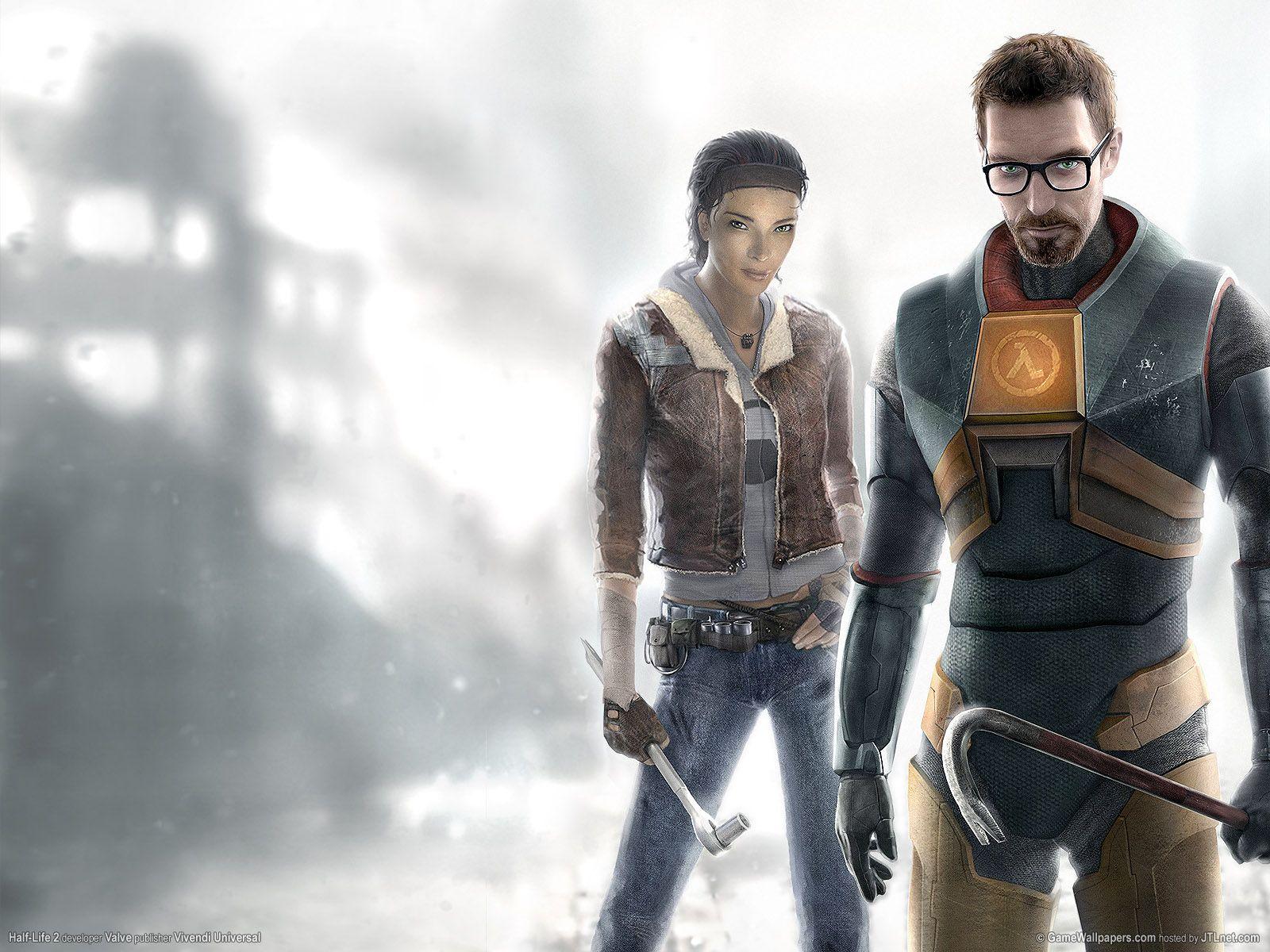 Game Half Life 2 03 1600x1200 Jpg 1600 1200 Half Life Gordon Freeman Freeman