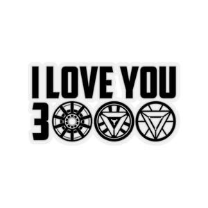 Download I Love You 3000 Avengers Endgame Sticker in 2020 ...