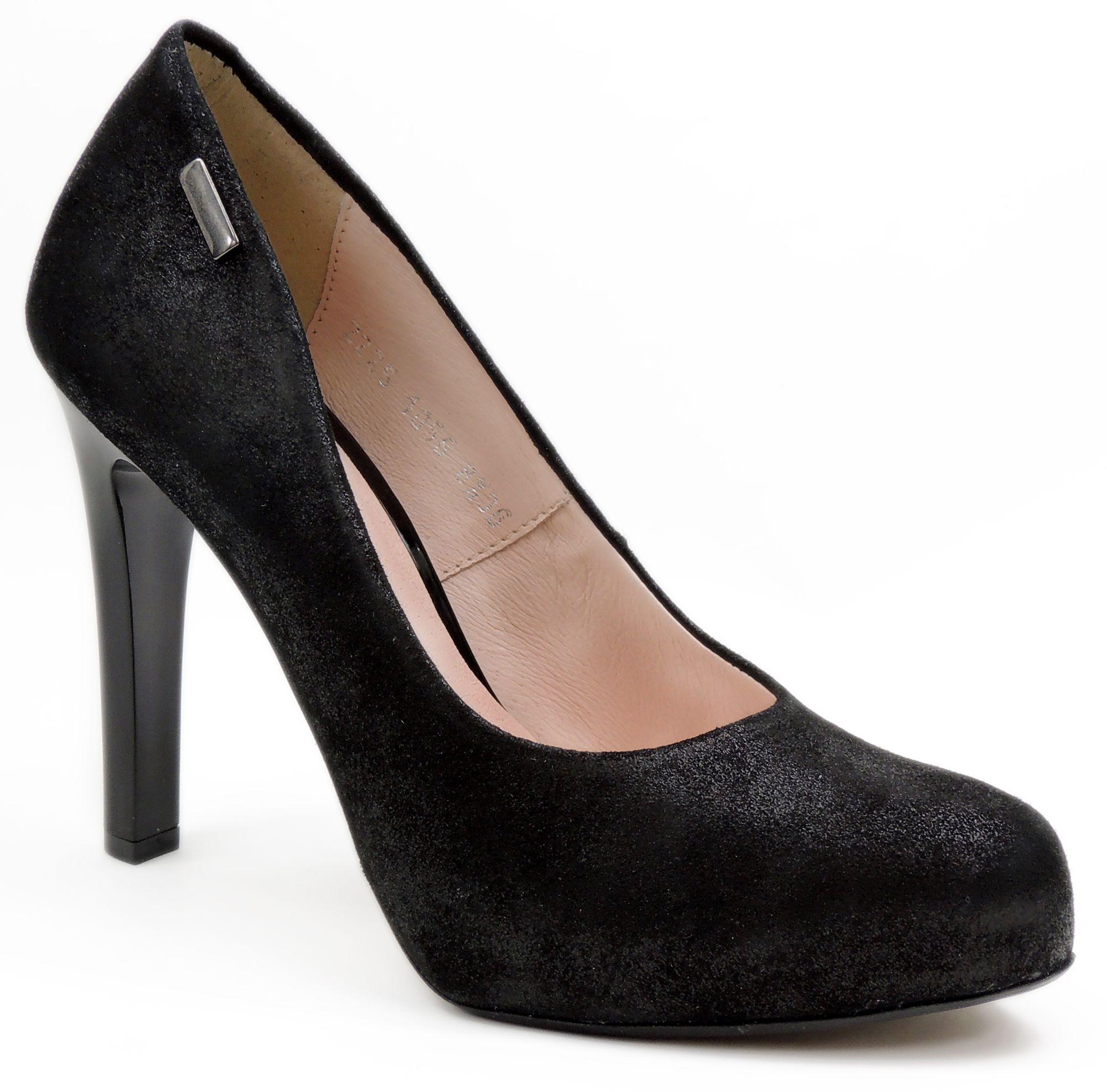 Czolenka 4260142d Wieczorowe Czolenka Heels Shoes Peep Toe