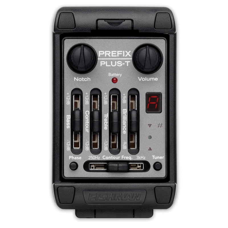 Fishman Prefix Plus T Onboard Preamp Narrow Pickup In 2021 Electric Guitar Accessories Prefixes Acoustic Guitar