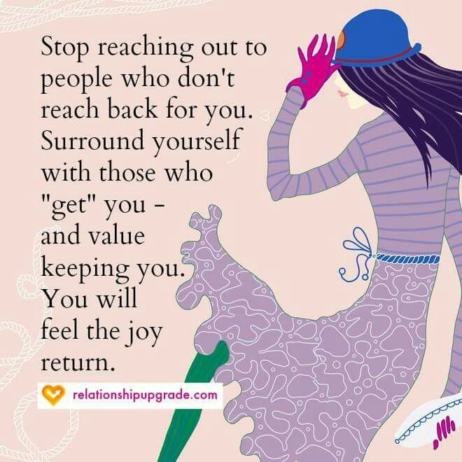 Stop Reaching Out To People Who Dont Reach Back For You Book Of