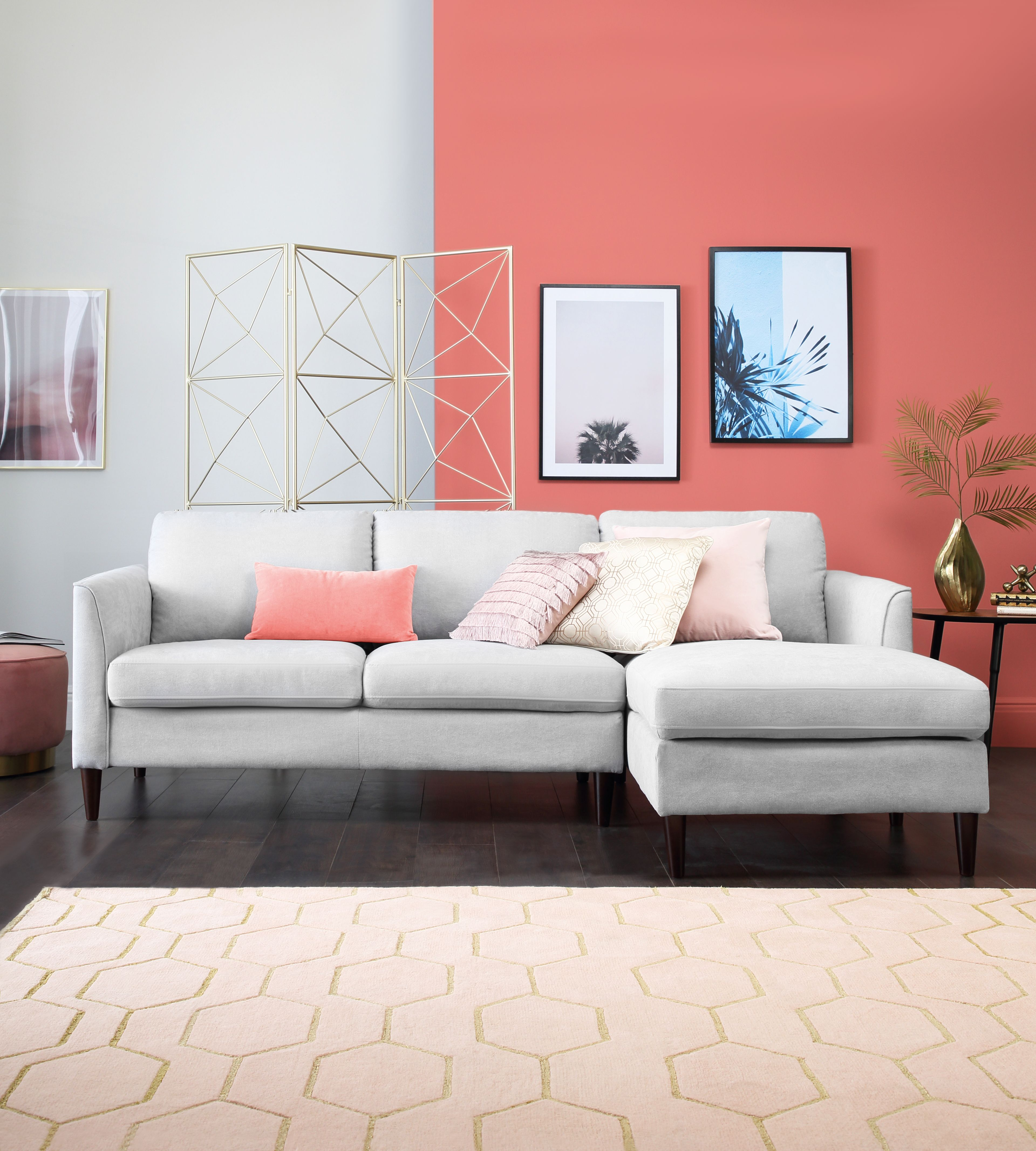 Revendeur Farrow And Ball Bordeaux la couleur corail, star de la déco en 2019 | décoration