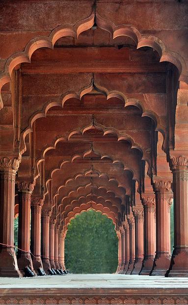 Mughals  jalebi-to-baklava:  Source  I love to symmetry.  #Mughals