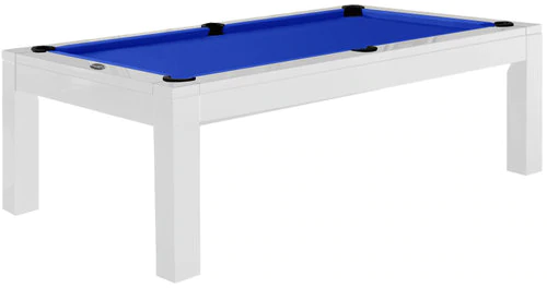 Aragon 7 Foot Dining Pool Table White Pool Table Dining Table Pool Table Modern Pool Table