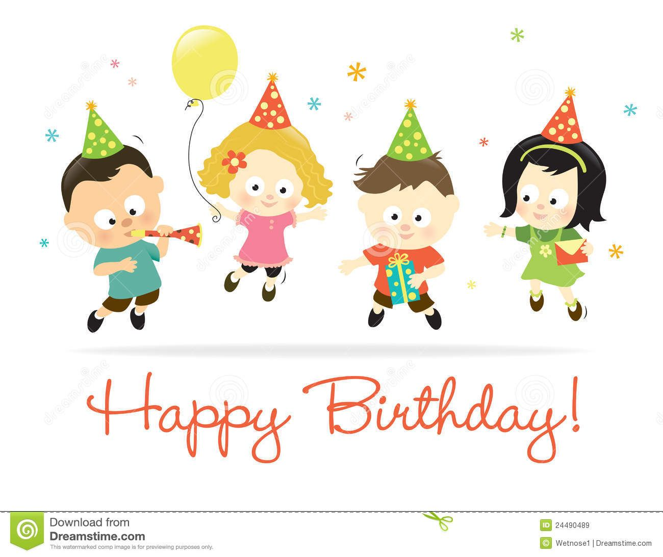 Happy birthday kids 2 royalty free stock images image 24490489 happy birthday kids 2 royalty free stock images image 24490489 bookmarktalkfo Gallery