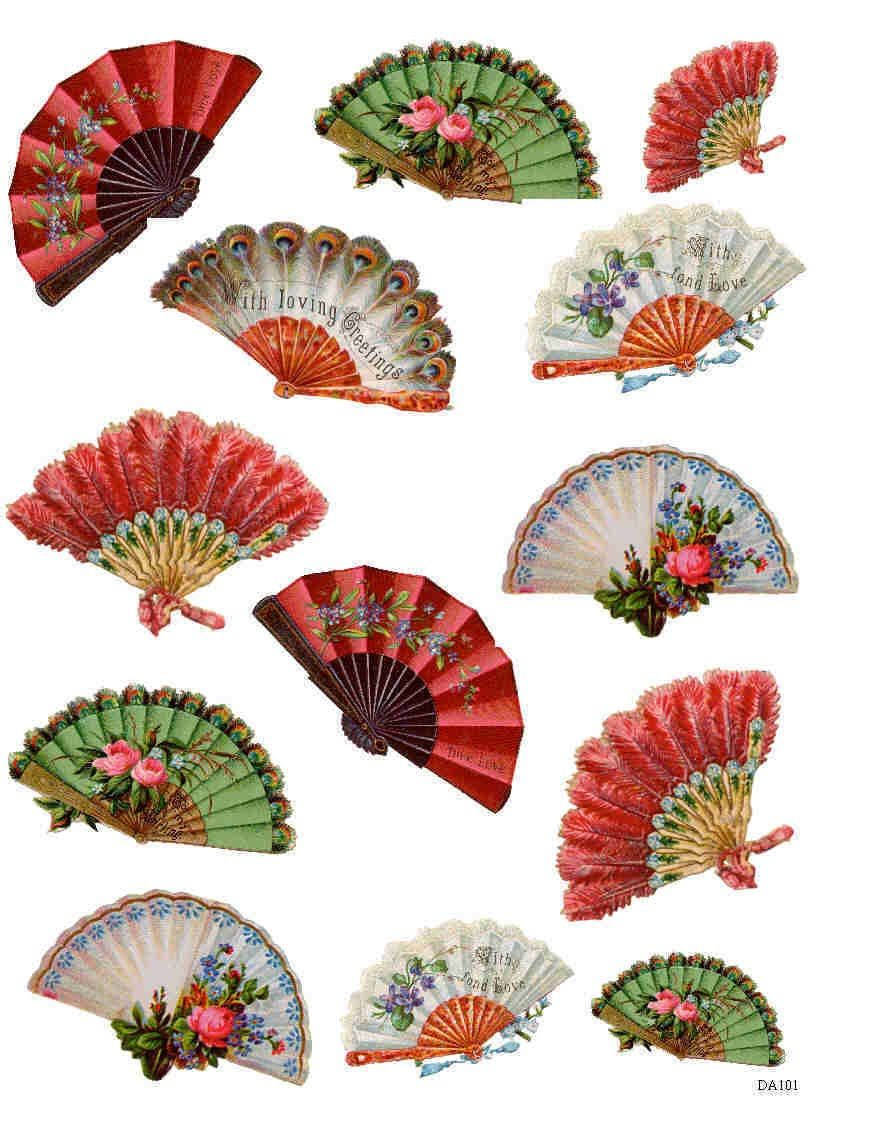 The fan was the lady's 'body language'.  It could reveal or conceal a host of female emotions.   Victorian fans from the 1800s