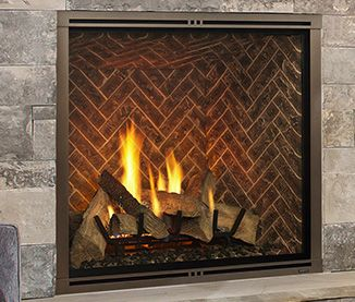 Majestic Marquis Ii 36 Direct Vent Gas Fireplace Vented Gas