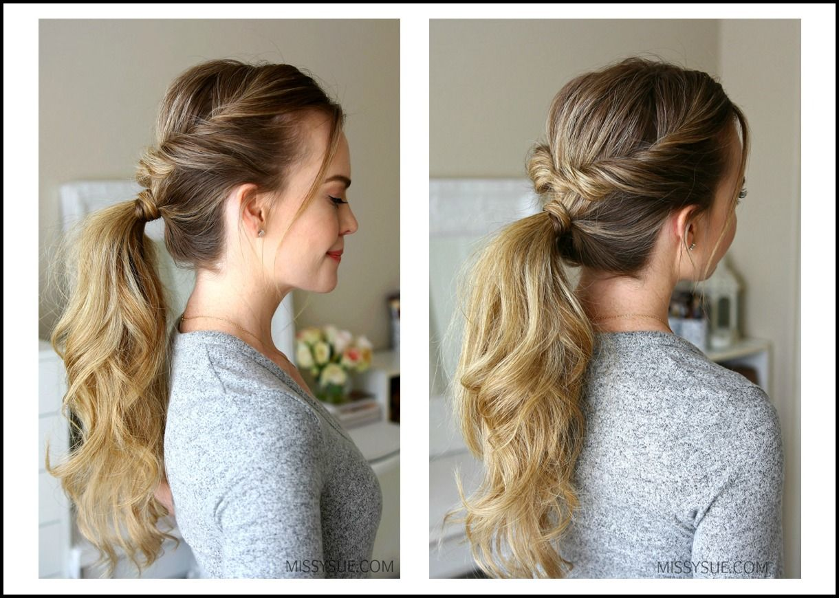 5 Easy Hairstyles For Busy Mums Super Busy Mum Hair Styles Easy Hairstyles Hair