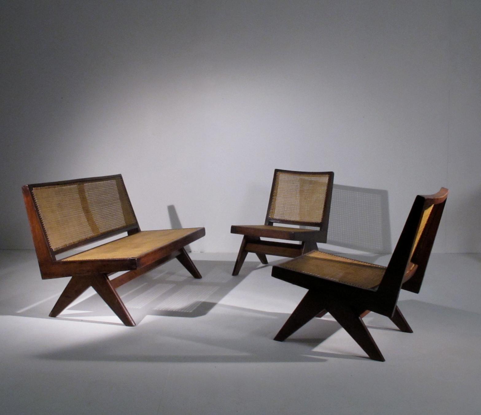 1000 Images About Pierre Jeanneret On Pinterest Armchairs Mobilier De Salon Mobilier Mobilier Indien