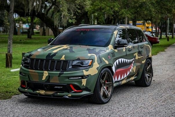 Pin By Supry Nor On Yoo Wrap Jeep Srt8 Jeep Grand Cherokee Srt Jeep Grand