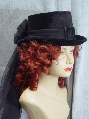 Victorian Riding Hats for Women  3af3428630c