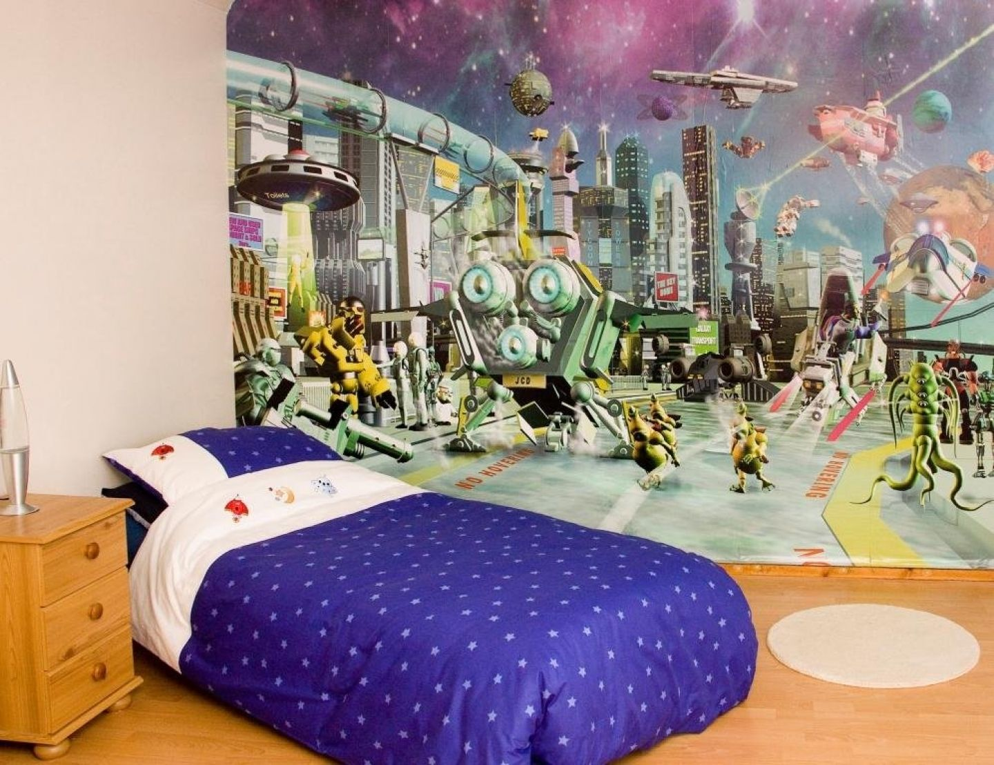 Wallpaper For Your Room Inspiring Space Themed Room Ideas For Your Home  Themed Rooms