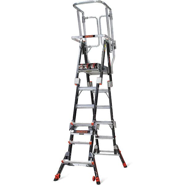 The Most Versatile Safety Ladder System In The World (With