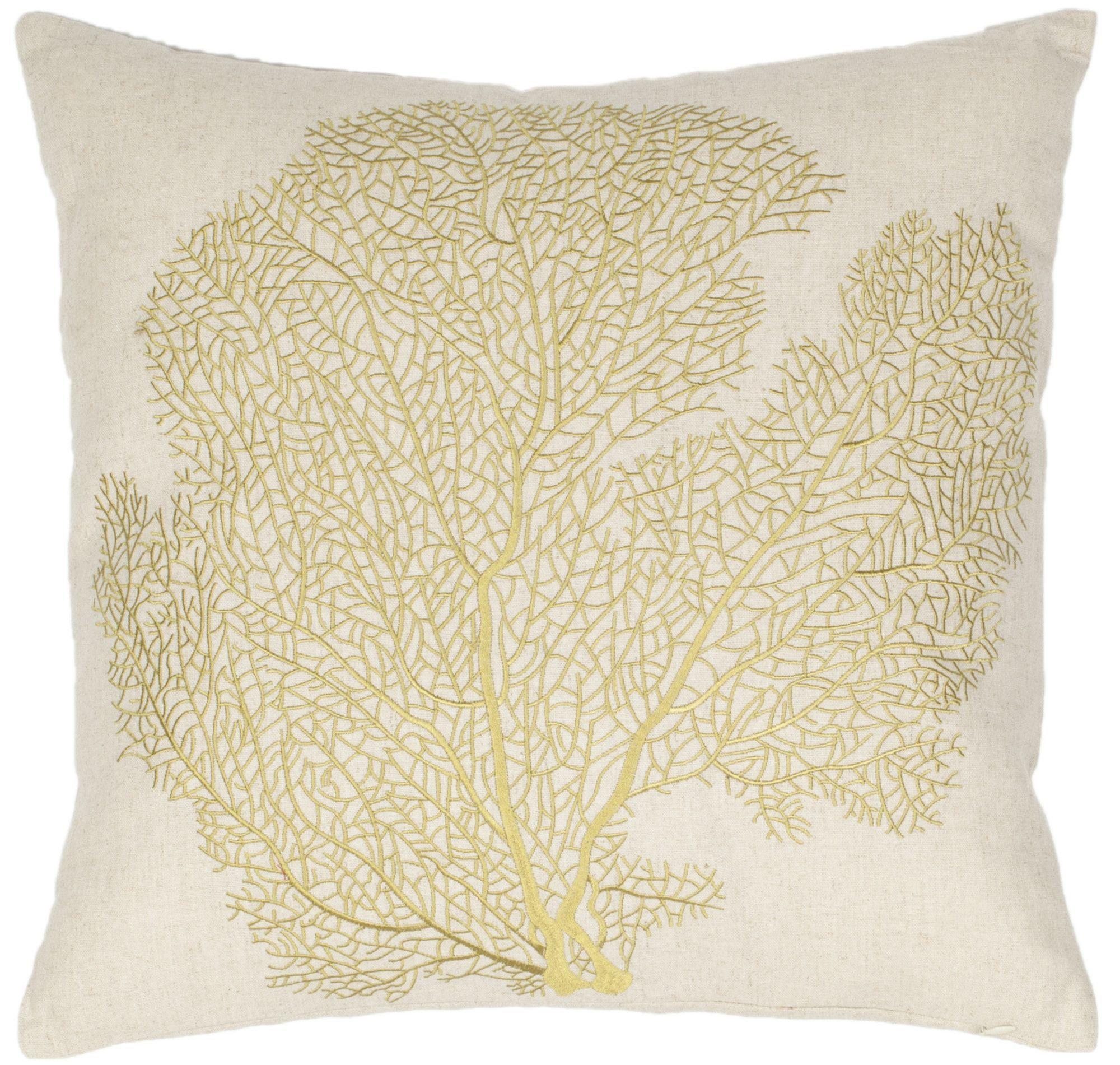 Pebble Creek Indoor Outdoor Throw Pillow