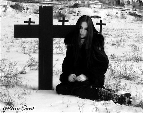 готы на кладбище: 10 тыс изображений найдено в Яндекс ...