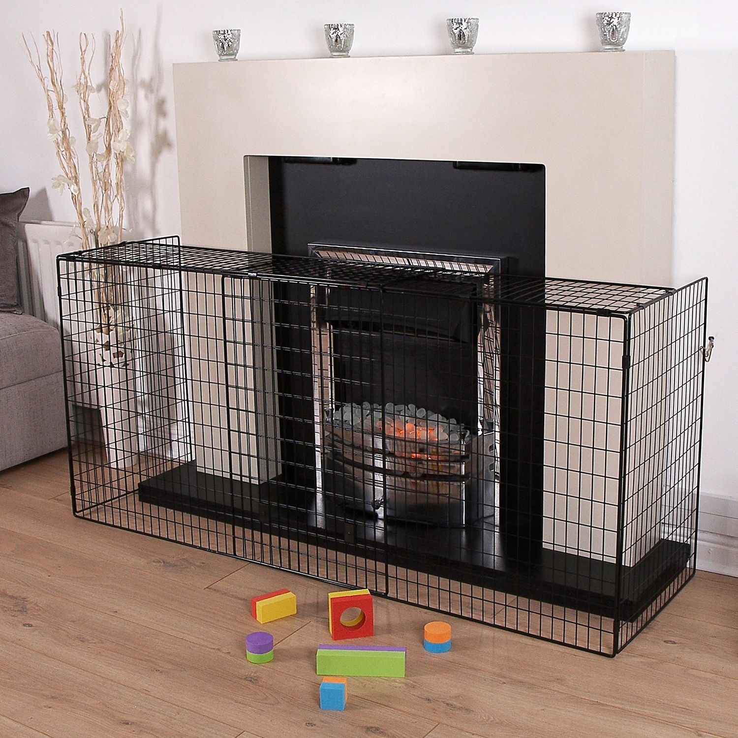 Every home had a fire guard.We had an extra safe one like this when I was  small and for the couple of foster babies who learnt to toddle while they  were ...