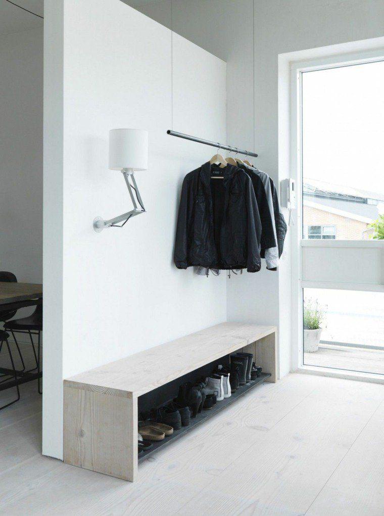 Idée déco entrée maison : 50 propositions intéressantes | Haustüren ...