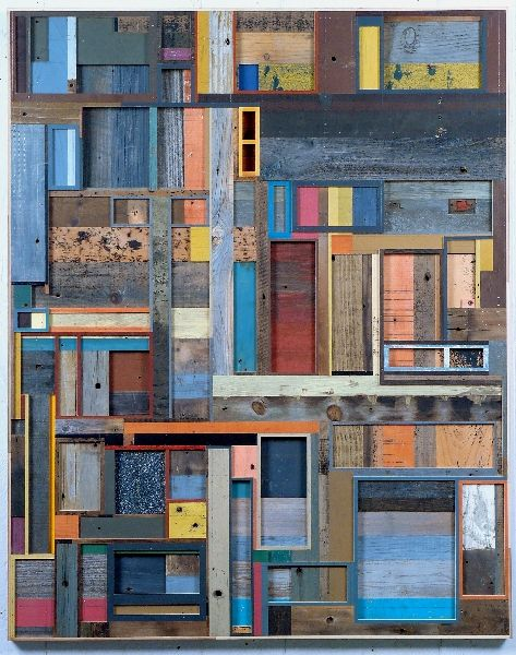 Duncan Johnson The Drawing Room Gallery Wood Art Reclaimed Wood Art Assemblage Art