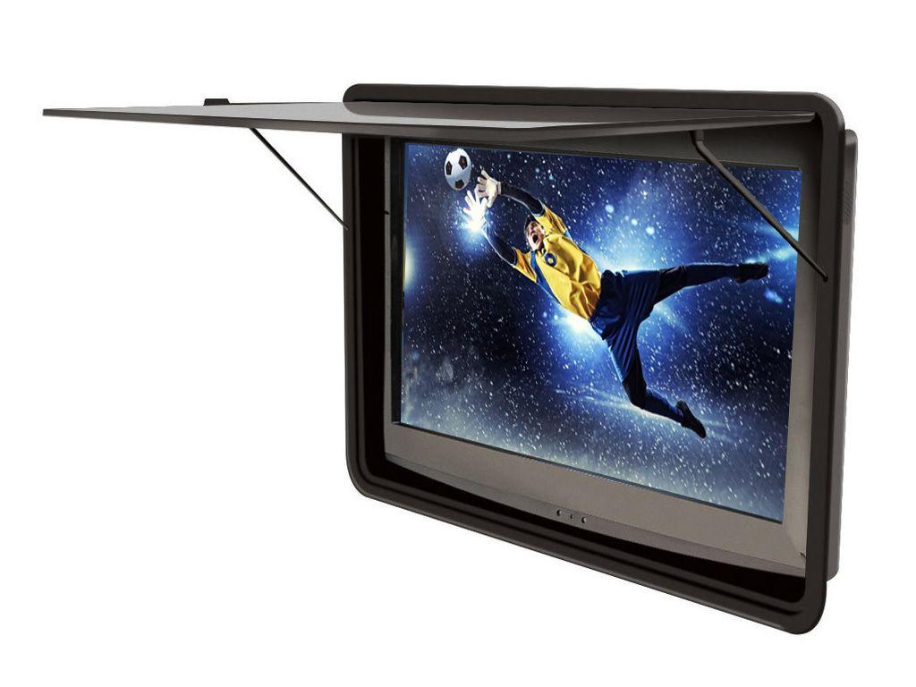 Waterproof And Vandal Resistant Outdoor Tv Enclosure Tv