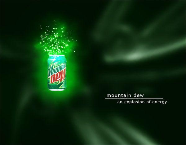 Mtn dew wallpaper mountain dew wallpaper by morbid06 - Diet mountain dew wallpaper ...