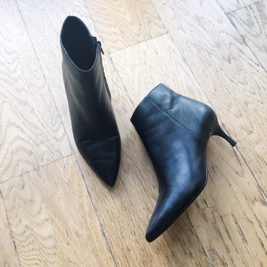 Dune Orra ankle boots   Boots, Black