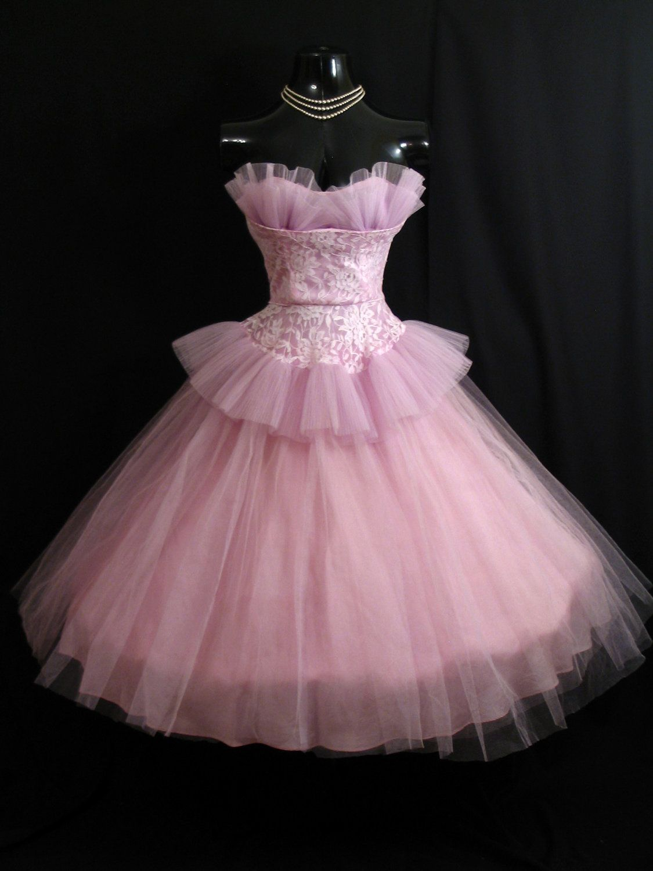 Pin de Patricia Davenport en Vintage Dream Dresses | Pinterest ...
