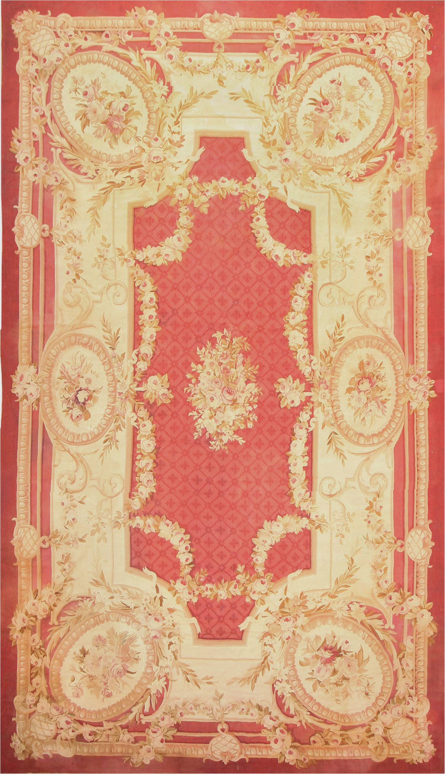 Detail Image by Nazmiyal | Aubusson rugs