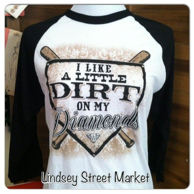 I Like a Little Dirt on My Diamonds from Lindsey Street Market | Square Market
