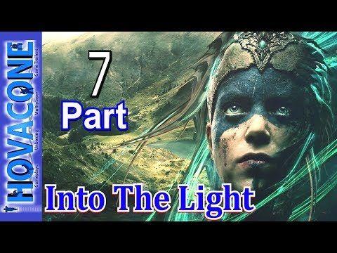 Into The Light Hellblade Senua S Sacrifice Part 7 Walkthrough Gameplay Live Commentary Youtube Sacrifice Gameplay Light