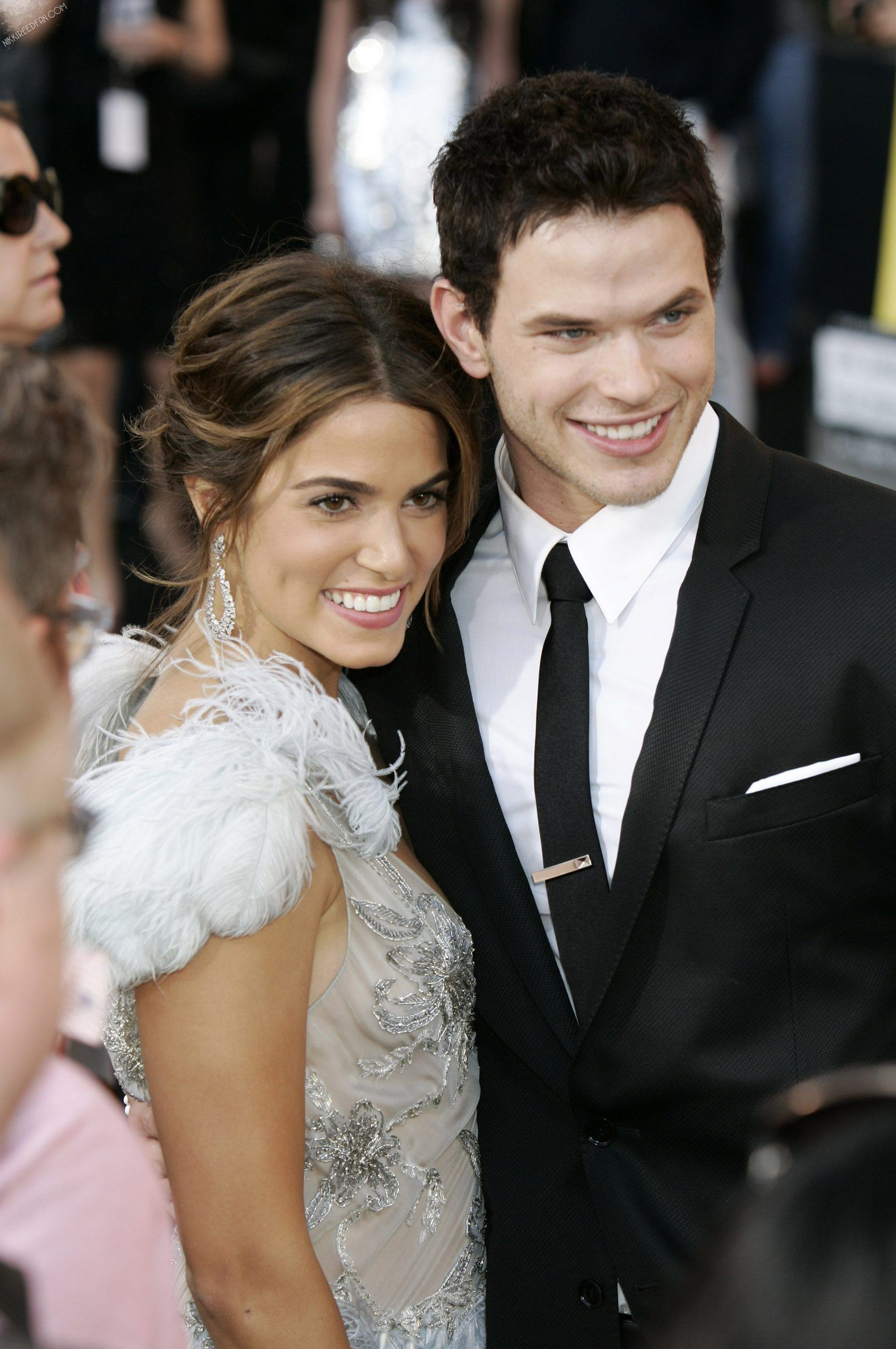 Kellan and Nikki at 'Eclipse' L.A Premiere on June 24 ...