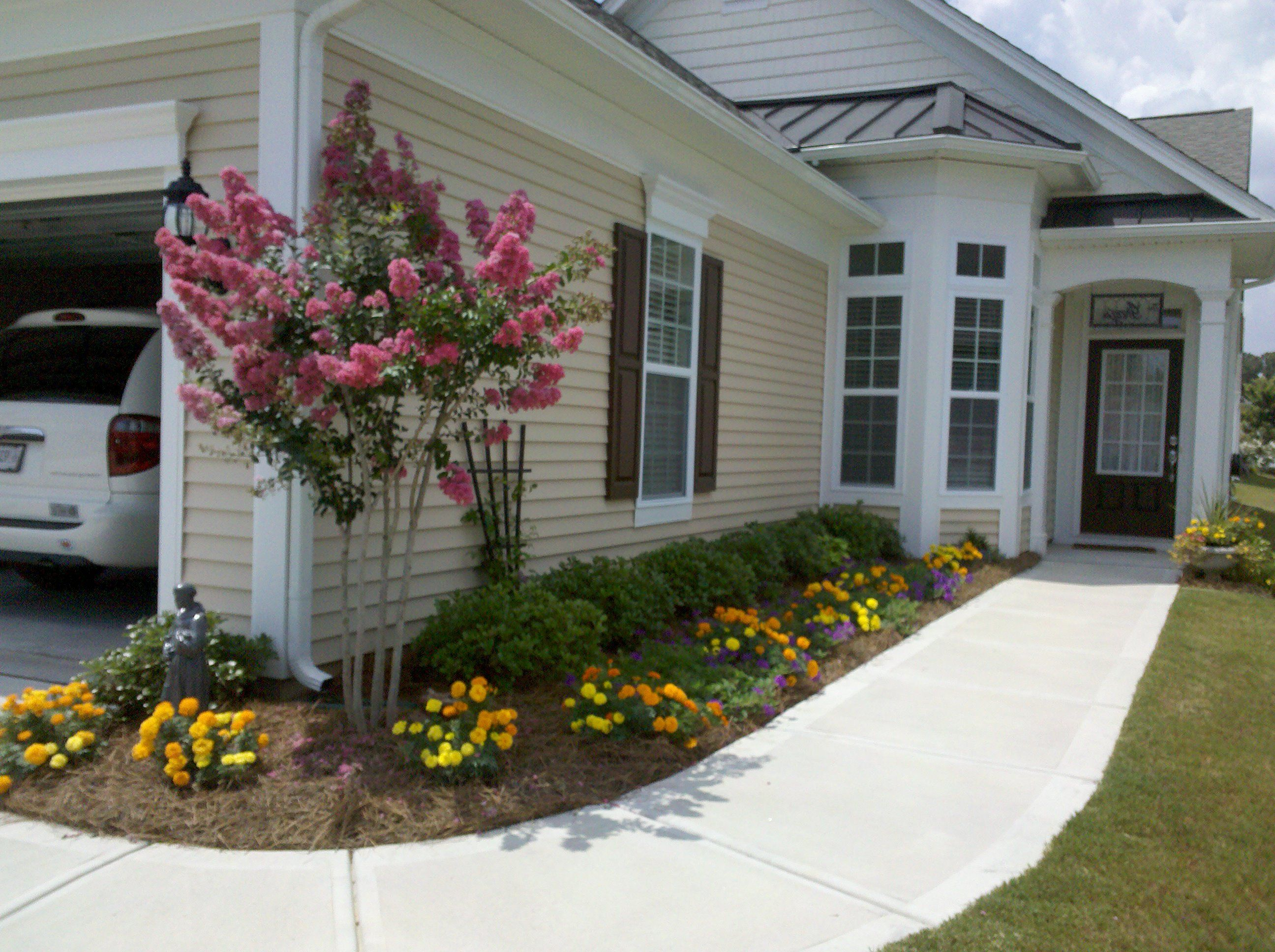 25 easy and wonderful landscaping design ideas for on inspiring trends front yard landscaping ideas minimal budget id=87330