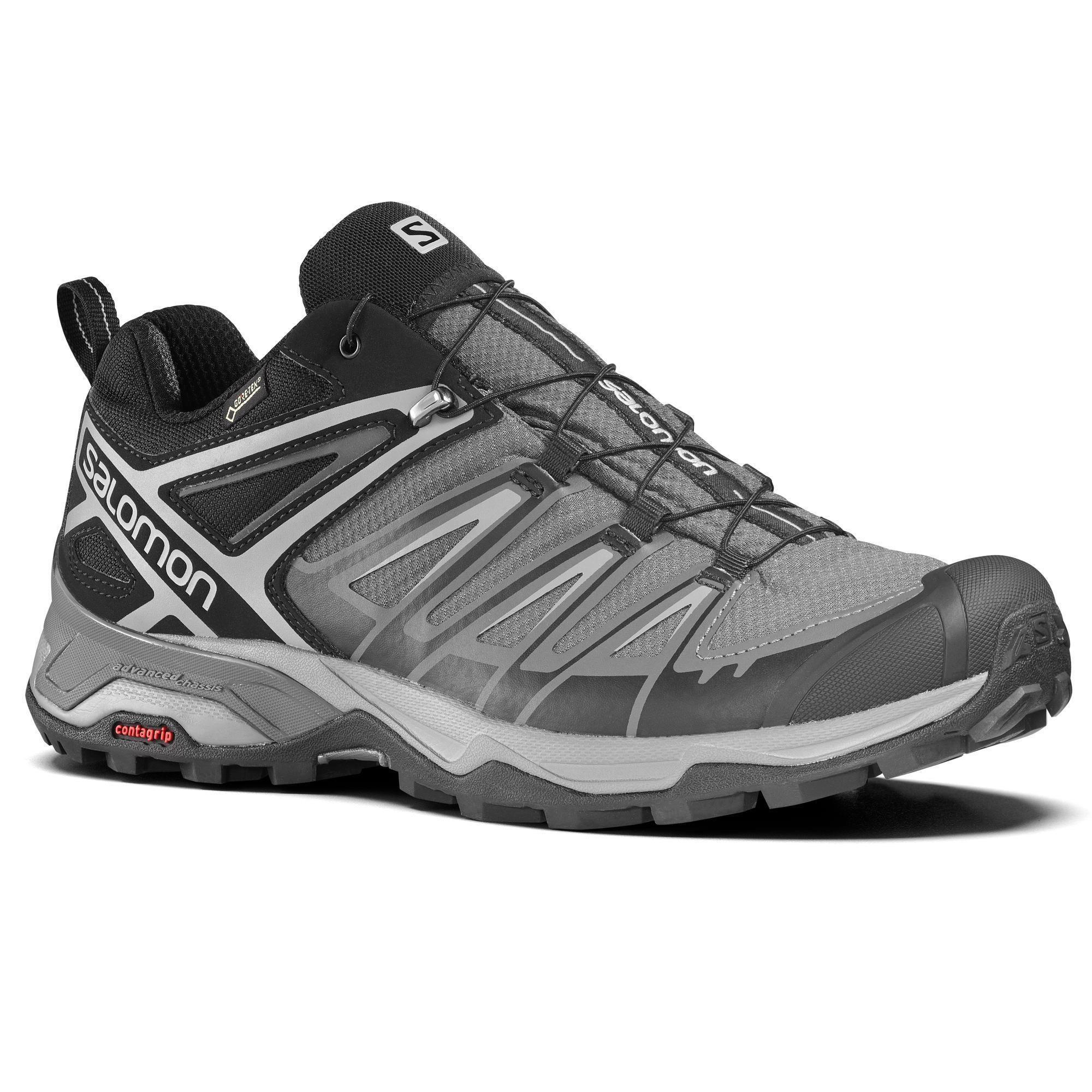 Chaussures Impermeables De Randonnee Montagne Salomon X Ultra 3 Gtx Homme En 2020 Chaussures Impermeables Chaussure Bottes De Randonnee