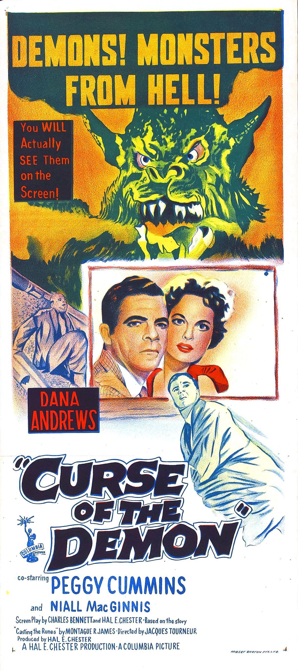 Curse of the demon 1957 aka night of the demon