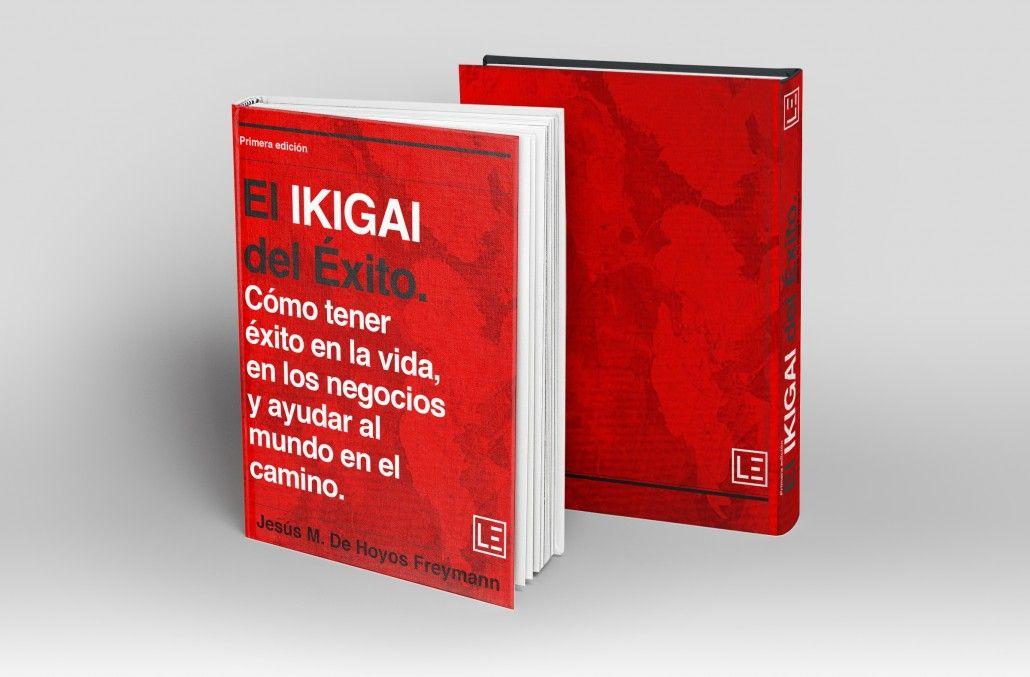 muckup libro ikigai