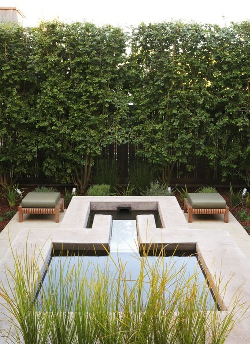 Garden Geometry and Symmetry Arterra Landscape Architects