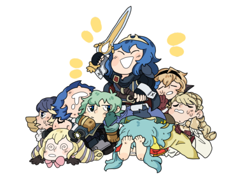 Kiwi clementine Tumblr | Lucina wins the voting gauntlet