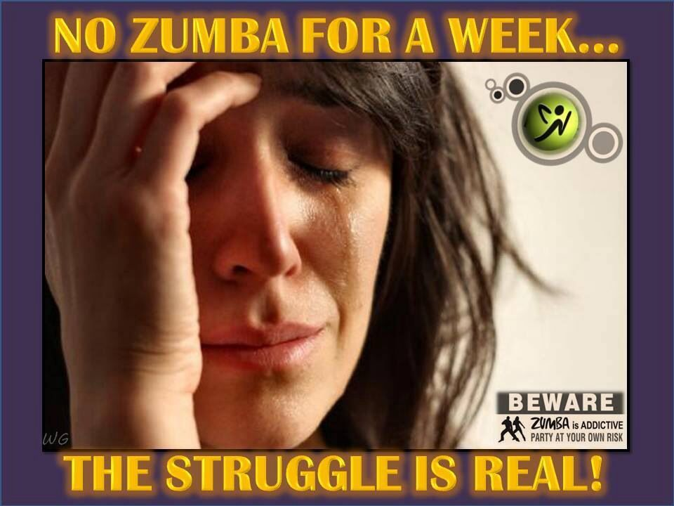 Funny Memes Zumba : No zumba for a week zumba posters