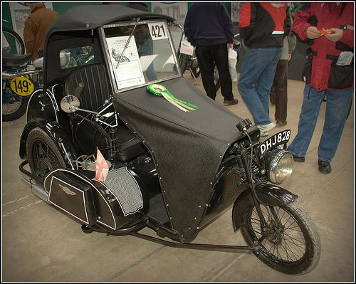 Greeves Invalid Carriage Vehicle Concept Inspiration Vehicles