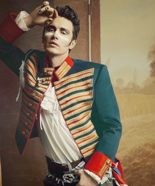 Even James Franco knows what's going down. Tickets to Adam Ant available! http://granadatheater.com/show/adam-ant/
