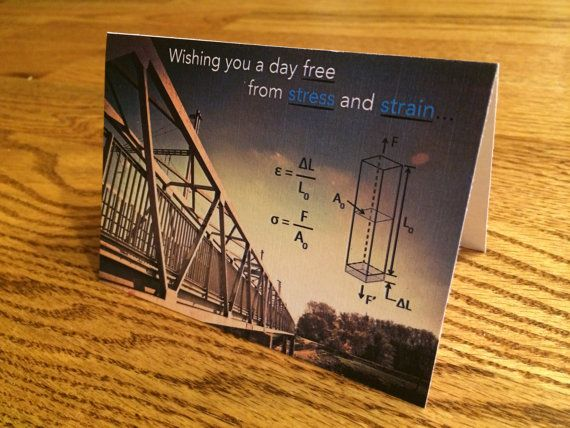 A Little Civil HumorP Nerd Birthday Cards Engineering Humor Civilization